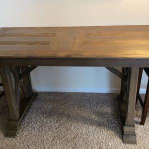 Large Farmhouse Kitchen Table for Sale in Murfreesboro, TN