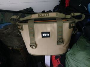 Yeti hopper cooler ; used once for Sale in Williamsburg, VA