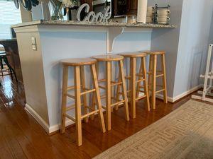 Wooden stools for Sale in Woodbridge, VA