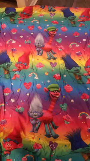 Trolls Twin Bedding Set for Sale in Denver, CO