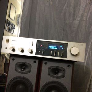 Pioneer Stereo Amplifier SA-520 * Vintage 1981 Unit for Sale in Torrance, CA