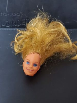 1978 Barbie Doll Head Philippines Blonde Vintage HTF for Sale in Dallas, TX
