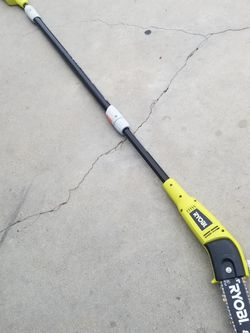"Ryobi Corded Electric 8"" Pole Saw Chain Saw for Sale in Huntington Beach,  CA"