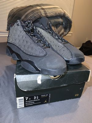 "Jordan 13s ""black cat"" 2015 edition for Sale in Dallas, TX"
