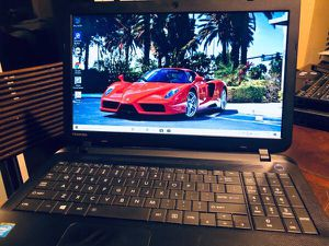 """Toshiba C55 15.6""""1920x1080 HD Laptop w/ 320GB HD-New Battery for Sale in Brentwood, CA"""