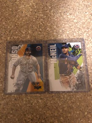 Topps Fire 2019 Alonso McNeil Rookie cards for Sale in Valley Stream, NY