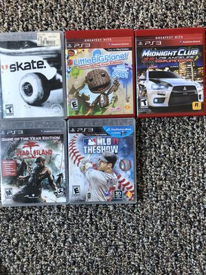 Ps3 games for Sale in Stamford, CT