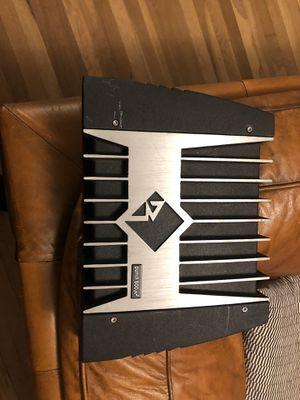 Rare Rockford Fosgate Punch 500 watt 2 channel amp for Sale in Portland, OR