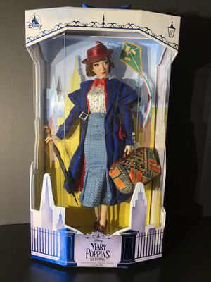 Disney Mary Poppins Returns Limited Edition for Sale in San Diego, CA