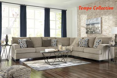 NEW, Stylish Sectional Sofa, Beige, SKU# 77205 for Sale in Huntington Beach,  CA