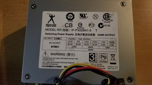 Power Man 300w Power Supply ATX Desktop Computer for Sale in New York, NY