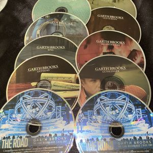 CD COLLECTION LISTENED TO 2-3 TIMES EXCELLENT CONDITION COMES WITH CASE for Sale in Niagara Falls, NY