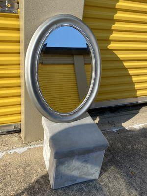 Mirror & storage ottoman for Sale in Mansfield, TX