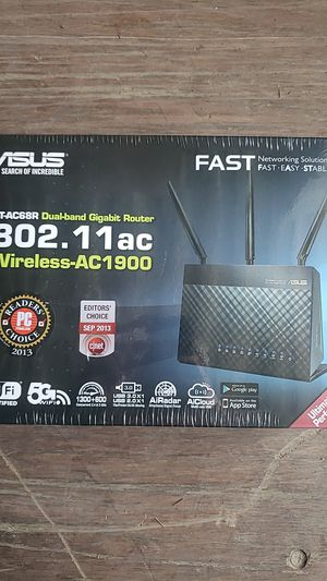 Asus router for Sale in Orangevale, CA
