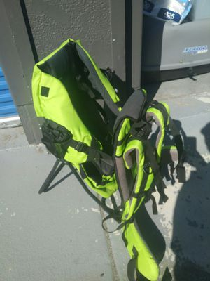 Baby carrier back pack for Sale in Washington, DC