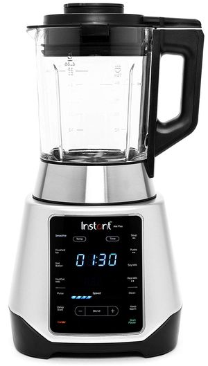 Instant Ace Plus Cooking & Beverage Blender Includes Professional Quality Glass Pitcher with Concealed Heating Element, 8 Stainless Steel Blades, 54 for Sale in Los Angeles, CA