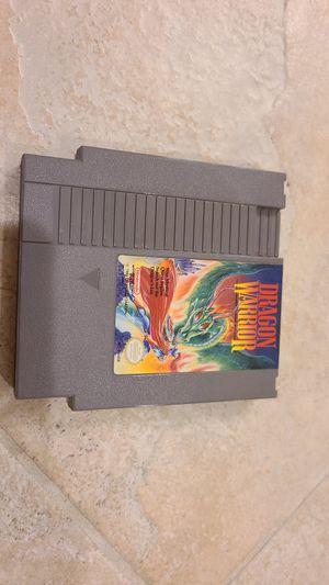 NES - Dragon Warrior - 1985 for Sale in Chandler, AZ