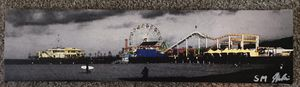 Canvas Print Art from Venice Beach, CA for Sale in Wasilla, AK