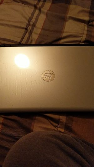 Hp laptop DVD burner ect like new 3 months old for Sale in Bordentown, NJ