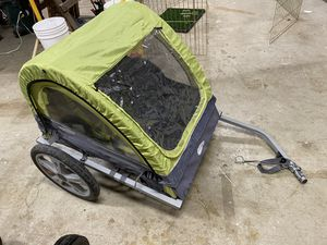 In-Step bicycle trailer (double) for Sale in Kenmore, WA