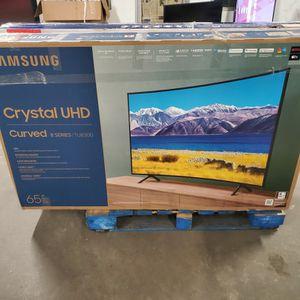 Samsung 65 inch Curved 4K UHD SMART UN65TU8300 for Sale in Bristol, PA