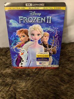 Frozen 2 4K And Blu-Ray Copy for Sale in Phoenix,  AZ