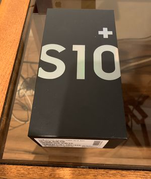 Samsung S10 + for Sale in Monessen, PA
