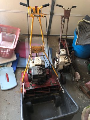 Lawn mower and edger for Sale in Rowland Heights, CA