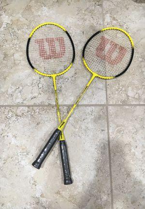 Wilson tennis rackets for Sale in Dearborn, MI