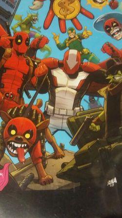 Deadpool Comic for Sale in Fairmont,  WV