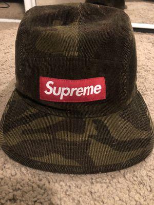 Supreme Camo Hat for Sale in Seal Beach, CA