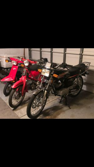 Suzuki ax100 motorcycle for Sale in Tampa, FL