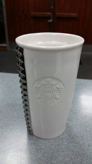 Starbucks 2014 Studded 10 fl oz Mug Cup Tumbler NO LID! for Sale in San Fernando, CA