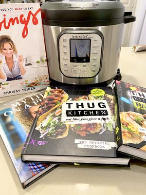 NEW InstaPot Does Job of 7 Appliances! Cook like a Pro! ITS FAST!!! for Sale in Chino Hills, CA