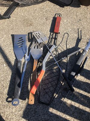 Grill tools for Sale in Tacoma, WA