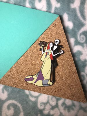 Jack Skellington and Sally Wedding Day Fantasy Pin for Sale in Scottsdale, AZ