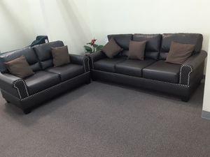 2 pc sofa set for Sale in Pomona, CA