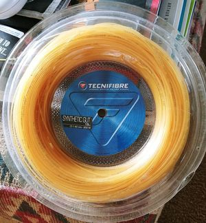 Tennis Racket String Reel for Sale in Richmond, VA