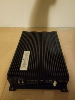 xterminator us amps 4 channel for Sale in Murfreesboro, TN