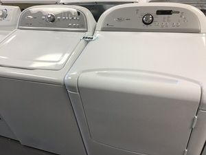 Whirlpool Cabrio gas set washer and dryer 10% off🚨‼️🚨 for Sale in Las Vegas, NV