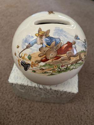 Royal doulton bunnykins piggy bank for Sale in Las Vegas, NV