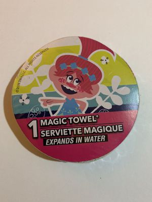 Trolls Magic Towel 100% cotton, NEW for Sale in Langhorne, PA
