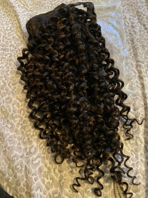 Human hair curly beauty for Sale in Chino Hills, CA