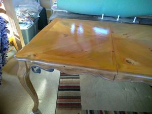 Table with 6 CHAIRS for Sale in Ramona, CA