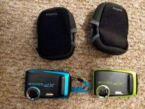 2 xp fujifilm waterproof Wi-Fi cameras for Sale in Broadway, VA