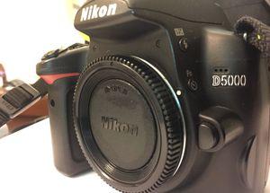 Nikon D500, 55-200 Lens, SB-600 flash for Sale in Carmichael, CA