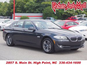 2012 BMW 5 Series for Sale in High Point, NC