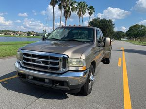2003 Ford F350 Super Duty Lariat, Ext Cab, 6.0L diésel, RWD Full Leather, All Work Perfect Cash: $8,500 ❇ Down: $2,500.- 🏁 HABLAMOS ESPAÑOL for Sale in Tampa, FL