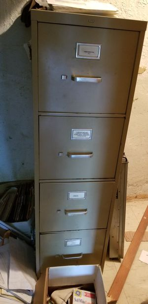 MANY OFFICE FILING CABINETS for Sale in Annapolis, MD