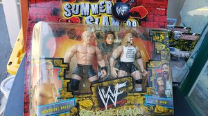 WWE ACTION FIGURE COLLECTIBLE PICKUP IN WHITTIER THANKS 😊 for Sale in City of Industry, CA